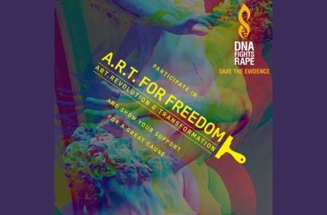Entries Invited for Nationwide Creative Challenge 'Art for Freedom' Under #DNAFightsRape Initiative