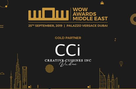 Creative Cuisines Inc Partners WOW Awards ME to Launch Services in the Middle East