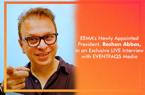 Exclusive: Newly Appointed EEMA President - Roshan Abbas Talks About His New Role, Vision & More!