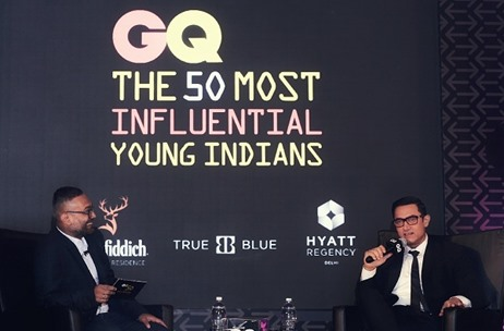 GQ India Raises a Toast to the Young Guns of India; Managed by 70EMG