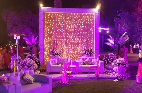 A Glittering Sangeet At Taj Jai Mahal, Jaipur By Prasang Events & Entertainment