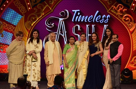 Zee Celebrates Asha Bhosle's 83rd Birthday with 'Timeless Asha' Concert in Mumbai