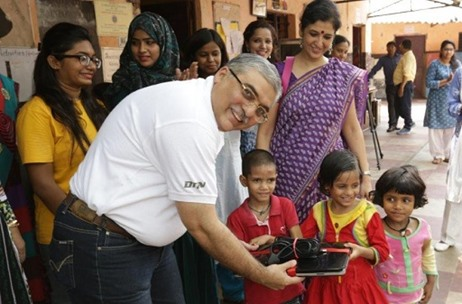 Dentsu Aegis Network Reaches Out To 2500 Children With 'One Day For Change'