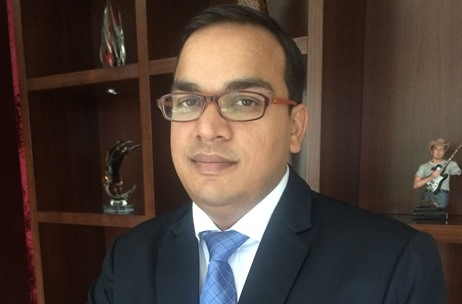 Doubletree by Hilton Pune Chinchwad Appoints Ashutosh Garg as F&B Manager