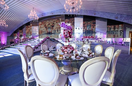 Elie Berchan Wedding and Events Creates a Fusion Wedding in Beirut