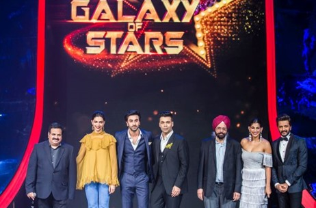 Asian Paints - Galaxy of Stars Brand Ambassador Meet Executed by Geometry Encompass