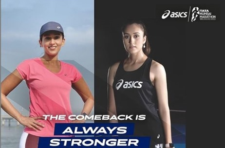 ASICS & Procam International Promoter of Tata Mumbai Marathon Launches the Comeback Stories Campaign