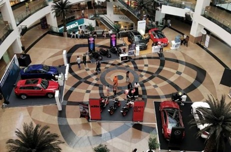 India Auto Show 2018 Edition Witnesses a Roaring Response at Infiniti Mall