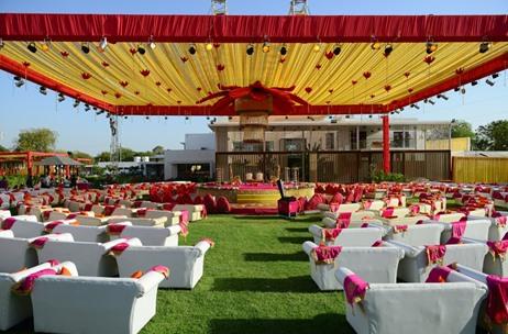 World Wide Weddings Executes Lotus Themed Wedding India News
