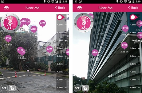 Axis Bank Launches Augmented Reality Feature on its Mobile
