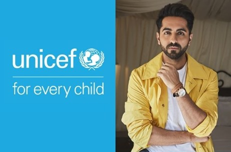 UNICEF India Ropes in Ayushmann Khurrana as Celebrity Advocate for Child Rights