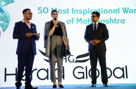 Prestigious Brands and Brands of the Decade 2018 At Sahara Star Hotel Hosted by Raja Mukherjee