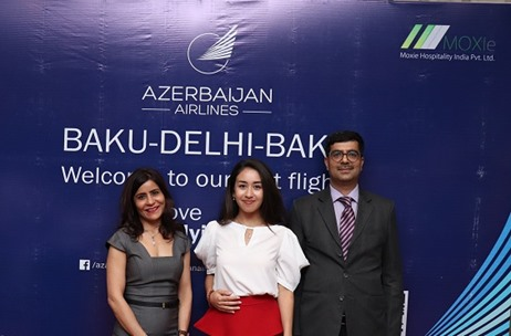 Azerbaijan Airlines (AZAL) Launches Direct Flight Linking Baku to New Delhi