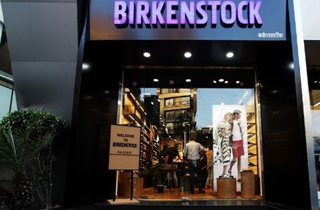 Experiential Nomads Packs a Punch into Launch Event for Footwear Brand Birkenstock's Store in Mumbai