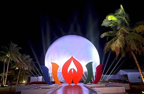 Geometry Global Encompass Manages the Spectacle that was the 8th BRICS Summit in Goa