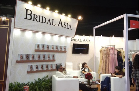 The Wedding Co. Uniquely Decks Up the Bridal Asia, 2018 in Mumbai