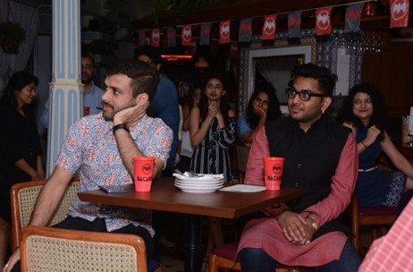 BACARDI House Party Sessions Launches Single 'Chak Bass' By MojoJojo