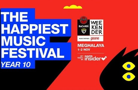 BACARDÍ NH7 Weekender Reveals its Meghalaya Artist Line-Up