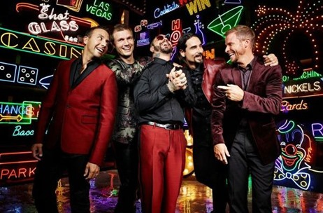Backstreet Boys Return To Dubai At Blended Festival Produced By Done Events