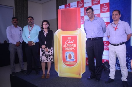 Bajaj Cool Almonds Drop Hair Oil Launch Executed By Jagran Solutions