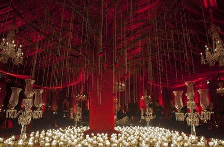 Rohit Bal Luxury Weddings Amp Events Creates Magic At Kavita