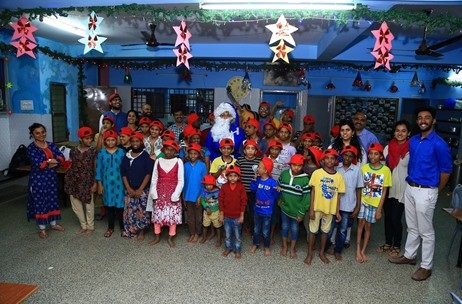 Wizcraft Spreads Joy to the Underprivileged Children This Christmas Season