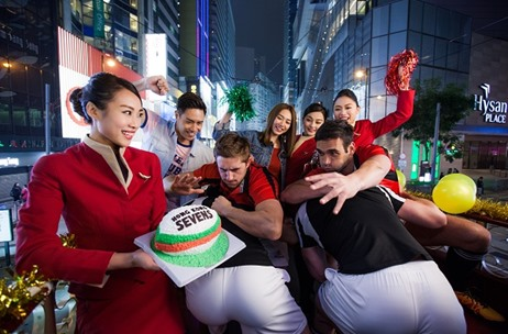 Hong Kong Tourism Board Ramps Up for Rugbymania!