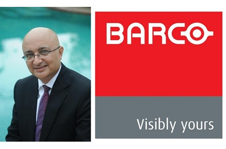 Barco Appoints Rajiv Bhalla as its Managing Director for India