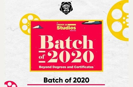 Under 25 Brings Together Celebrities, Educators & Industry Stalwarts to Celebrate 'Batch of 2020'