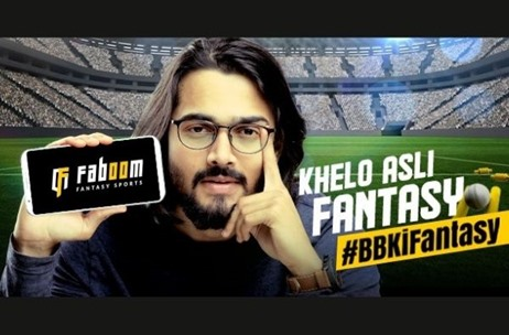 YouTuber Bhuvan Bam Roped in as the Face of Fantasy Sports Platform Faboom for This Season of IPL