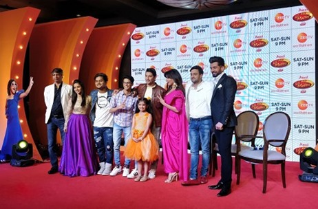 ALL IN Events Executed DID L'il Masters- Dance Ke Blockbusters Press Launch
