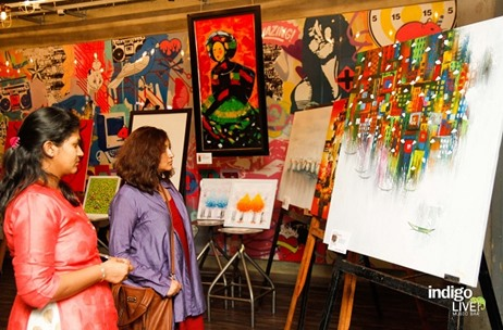 The Best Of Vietnamese Art Showcased At Indigo Live Music Bar