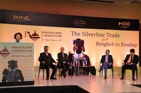 'Silverline Trade from Bangkok to Bombay' Roadshow Showcases Jewellery Fair in Bangkok from Feb 23