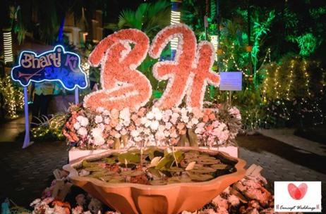 Concept Weddings Plans The Grand Bharti And Haarsh Celebrity Wedding At Adamo Bellus Goa