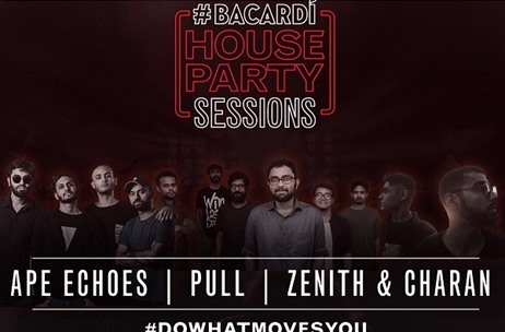 Amit Trivedi Debuts as Mentor on Music Hunt Bacardí House Party Sessions 2
