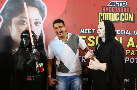 Comic Con India Set to Host its 5th edition in Hyderabad in October
