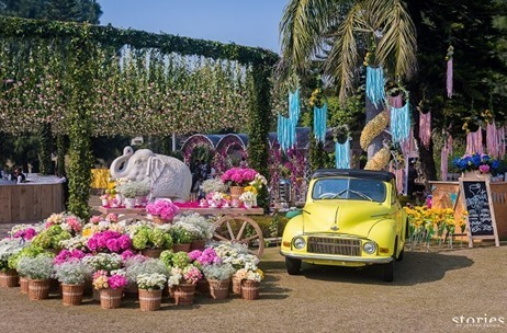 Big Fat Oswal Wedding in Ludhiana by Shaadionline Sees Stunning Decor by Geeta Samuel & Rani Pink!