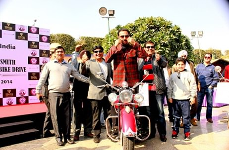Innovations India manages the 4th Brandsmith Vintage & Classic Bike Drive