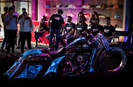 Detailing Devils Turns Heads with the First Ever 'Moto Craft Fest 2018' Held in India