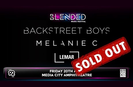 Blended Music Festival 2018 Produced by Done Events Sold Out