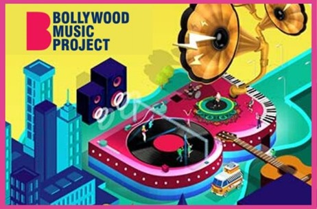 Bollywood Music Project Reveals its Phase 1 Artist Lineup