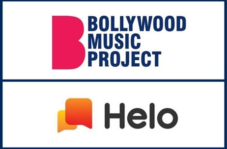Bollywood Music Project Partners with Helo App to Curate Virtual Content, Witnesses Upto 5.5L Views