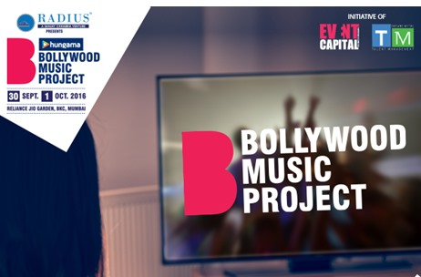 Radius and Hungama on Board as Main Sponsors of Bollywood Music Project + All Partners Confirmed