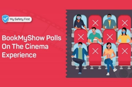 49% of Respondents in BookMyShow Survey Miss the Larger-than-life Experience While Watching Movies