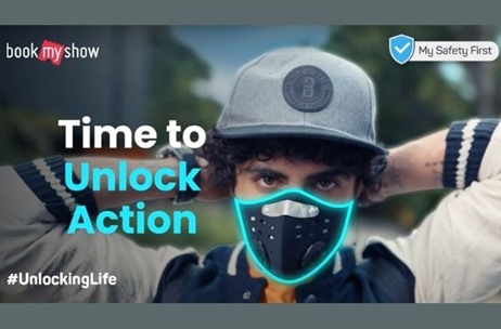 BookMyShow Launches #UnlockingLife Campaign to Showcase New and Safe Entertainment Experiences