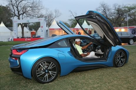 BMW associates with Hero Indian Open 2015 as 'Luxury Mobility Partner'