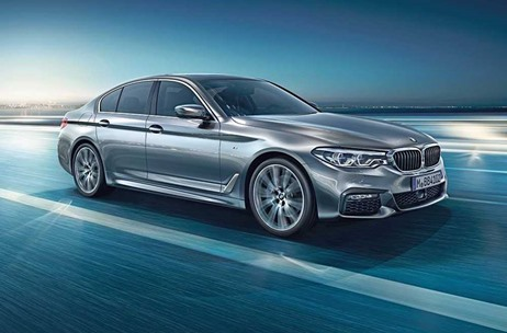 Encompass Manages the Grand Launch of the All New BMW 5 Series