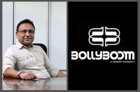 An Exclusive Interview with Manuj Agarwal, CEO, Percept Live Shares Exciting Insights of Bollyboom
