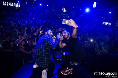 DJ Raftaar, Aqeel and Bollywood's Best, Rock 4,500 fans at Bollyboom