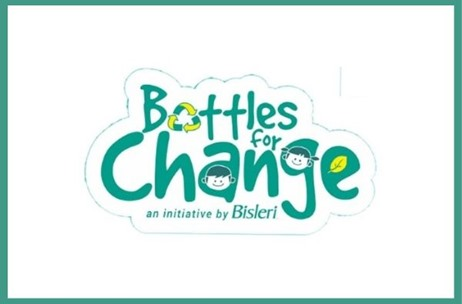 Bottles For Change Installs Recycled Benches Made Out of Plastic in Mumbai